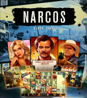 narcos slot Ilmaiskierroksia jaossa Ninja Casinolla