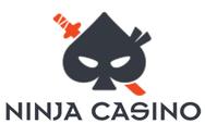 Ninja Casinolla lunastettavissa superkierroksia