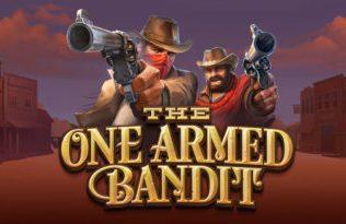The One Armed Bandit kolikkopeli tulossa kesäkuun lopussa