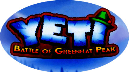 Yeti battle of Greenhat Yeti Battle of Greenhat Peak