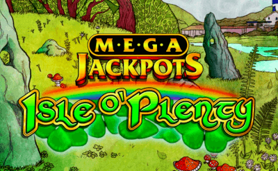 mega jackpots isle o plenty