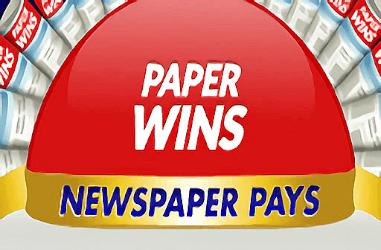 paper wins slot