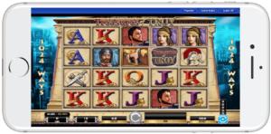 Parhaat antiikin Kreikkaan liittyvät kolikkopelit 2021