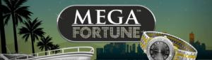 maailman rikkainta kasinopelaajaa - Mega Fortune Slot