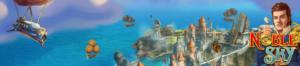 Parasta visuaalisesti vaikuttavaa slottia - Noble Sky