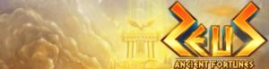 Parasta visuaalisesti vaikuttavaa slottia - Ancient Fortunes: Zeus