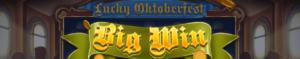 Lucky Oktoberfest sopii lokakuun