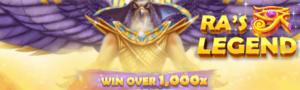 Egyptiin liittyvä slotti - Ra's Legend